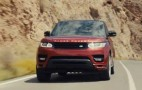 The 2014 Range Rover Sport Takes To The Road: Video