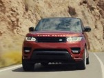 2014 Land Rover Range Rover Sport on-road footage