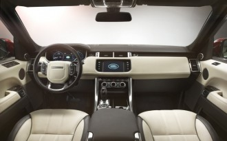 Jaguar, Land Rover Up Cabin Tech For 2014 With InControl Apps