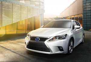 2014 Lexus CT 200h Hybrid To Debut In China