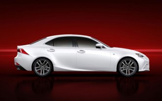 Ouch: Consumer Reports Can't Recommend 2014 Lexus IS 250, Infiniti Q50