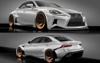 2014 Lexus IS SEMA Concept Gets DeviantART Design