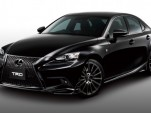 2014 Lexus IS with TRD upgrades