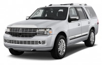 2014 Lincoln Navigator 2WD 4-door Angular Front Exterior View