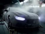 2014 Maserati Ghibli during extreme weather testing