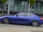 2014 Maserati Ghibli spotted in public