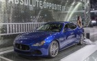 Maserati Delivers Record 15,400 Cars In 2013