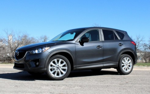 2014 Mazda CX 5 vs Chevrolet Equinox Ford Escape Honda CR V