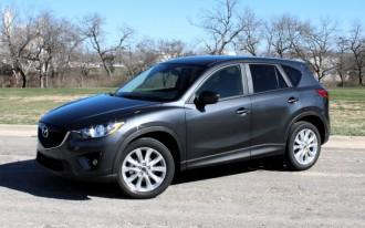 2014 Mazda CX-5: First Drive