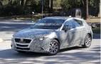 2014 Mazda Mazda3 Spy Shots