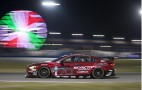 Mazda Diesel Daytona Racer Used Synthetic Fuel