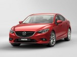 2014 Mazda Mazda6: Four Cylinders Or Nothing