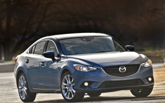 2014 Mazda6: Tech Package Earns 40 MPG Highway