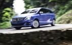 Electric Car Sales, 2014 MINI Cooper Driven, BMW i3 & Mercedes B-Class Compared: Today's Car News