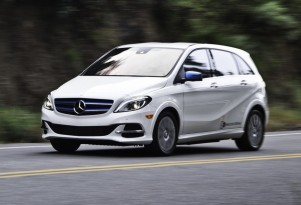 Electric cars necessary to protect Mercedes jobs, says labor leader