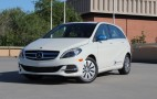 2014 Mercedes-Benz B-Class Electric Drive: First Drive
