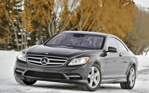 2014 Mercedes-Benz CL-Class (CL550)
