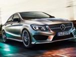 2014 Mercedes-Benz CLA Class leaked
