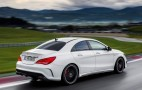2014 Mercedes CLA45 AMG, Hurst Trans Am, 2013 New York Auto Show: Today's Car News