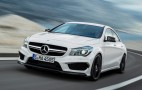 2014 Mercedes-Benz CLA45 AMG Leaked: Gallery