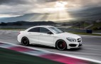 2014 Mercedes-Benz CLA45 AMG: 355 HP, 0-60 In 4.5, And A $48,375 Price