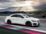 2014 Mercedes-Benz CLA45 AMG: Best Car To Buy 2014 Nominee