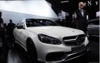 2014 Mercedes-Benz E63 AMG Live Photos: 2013 Detroit Auto Show