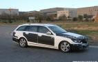 2014 Mercedes-Benz E Class Wagon Spy Shots