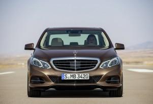 Bi-Fuel Mercedes-Benz E-Class Runs On Natural Gas, In Germany