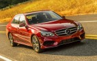 2014 Mercedes-Benz E 250 BlueTEC Diesel Sedan Rated At 34 MPG