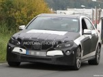 2014 Mercedes-Benz E63 AMG facelift spy shots