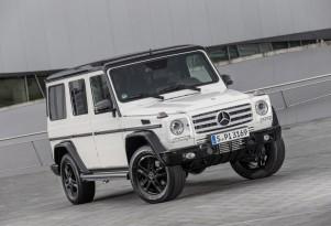 2014 Mercedes-Benz G-Class Edition 35