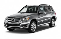 2014 Mercedes-Benz GLK Class RWD 4-door GLK350 Angular Front Exterior View