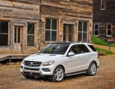 2014 Mercedes-Benz M-Class (ML350 BlueTEC)