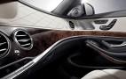 2014 Mercedes-Benz S Class Interior Preview