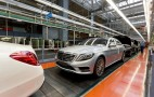2014 Mercedes-Benz S Class Enters Production: Video