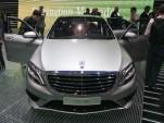 2014 Mercedes-Benz S63 AMG 4MATIC, 2013 Frankfurt Auto Show