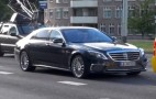 2014 Mercedes-Benz S65 AMG Spotted During Photo Shoot: Video