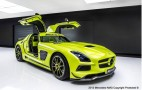 AMG Performance Studio Personalization Department Builds Bespoke SLS AMG Black Series