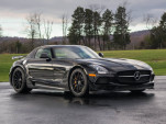 Buy these four Mercedes-Benz AMG Black Series cars in one shot