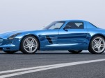 2013 Mercedes-Benz SLS AMG Electric Drive: Sexy, But Expensive