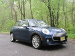 2014 MINI Cooper automatic, Bear Mountain, NY, May 2014