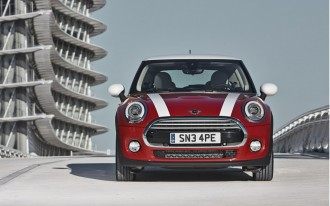 2014-2015 MINI Cooper Recalled To Improve Crash Protection