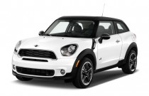 2014 MINI Cooper Paceman FWD 4-door Angular Front Exterior View