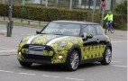 2014 MINI Cooper Spy Shots