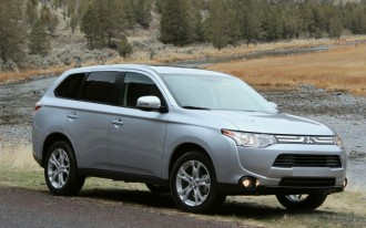 2014 Mitsubishi Outlander: First Drive