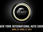 2014 New York Auto Show logo