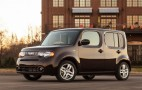 2014 Nissan Cube: The Last Year On Sale For Funky Tall Wagon