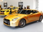 2014 Nissan GT-R 'Bolt Gold' edition