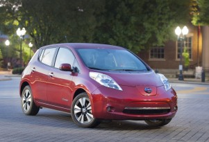 Nissan Leaf Likely To Offer Larger Battery For Longer Range